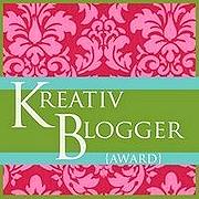 Kreativ Blogger Award180