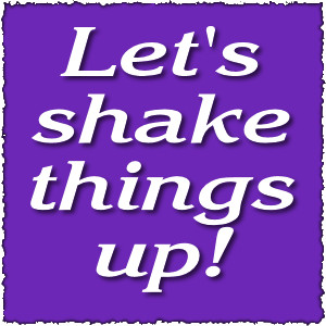 Shake-things-up