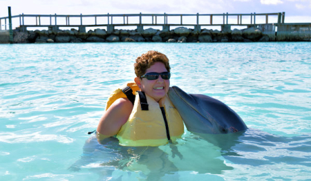 Rosa-Dolphin