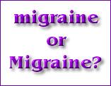 Migrainecapitalize